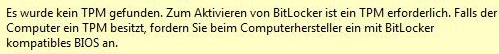 Bitlocker Windows Vista