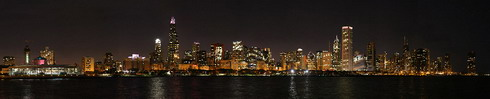 Chicago by Nigth